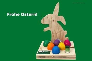 Eiertütschen ‒ Spass für Gross und Klein!