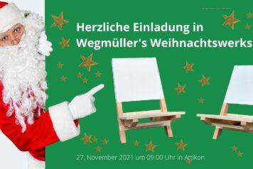 Verschenken Sie zu Weihnachten den selbstgemachten klappbaren Liegestuhl